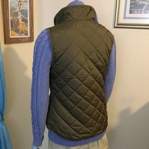 Old Navy Jackets & Coats - Olive Quilted Puffer Vest
